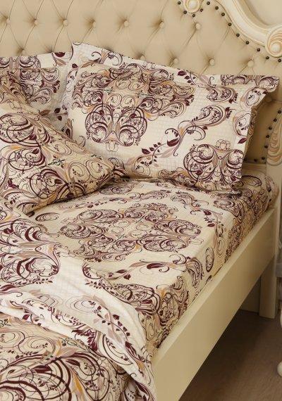 Комплект постельного белья Becker Elysium двуспальный сатин