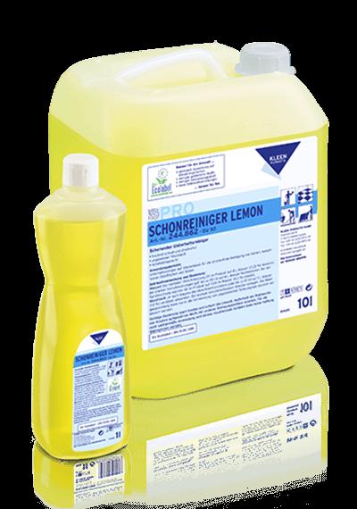Kleen Purgatis Sensitive Cleaner Lemon (канистра 10 л)