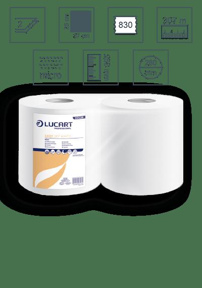 LUCART EASY 307 WHITE